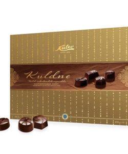 KALEV конфеты KALDNE ассорти темного шоколада 435г