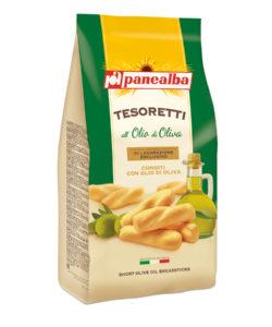 PANEALBA TESORETTI хлебные палочки 150г
