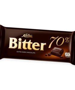 КАЛЕВ шоколад темный БИТТЕР 70% экстра 100гх15 (6173)