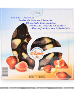 AIMEE конфеты ракушки 250г