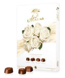KALEV набор АТЕНА (ATHENA) ассорти шоколадных конфет 435г