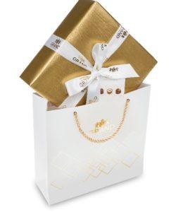 GRAND Ассорти шоколадных конфет в подарочном пакете 350г