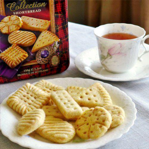 Печенье шотландское CAMPBELLS