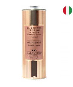 GALANTINO оливковое масло EXTRA VIRGIN АФФИОРАТО ж/б 500мл
