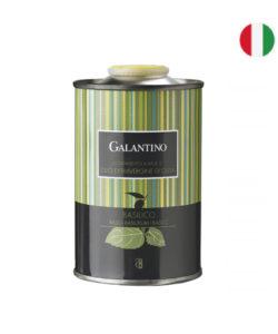 GALANTINO оливковое масло EХTRA VIRGIN БАЗИЛИК ж/б 250мл