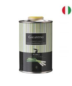 GALANTINO оливковое масло EХTRA VIRGIN ЛУК ПОРЕЙ ж/б 250мл