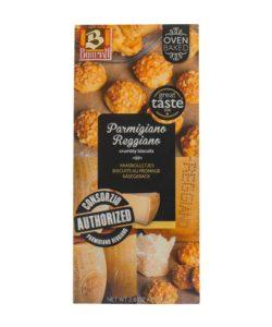 BUITEMAN печенье с сыром пармезан 75г