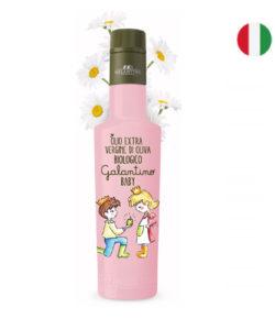 GALANTINO оливковое масло EХTRA VIRGIN BIO BABY PINK 250мл