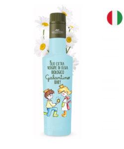 GALANTINO оливковое масло EXTRA VIRGIN BIO BABY BLUE 250мл