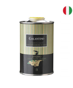 GALANTINO оливковое масло EХTRA VIRGIN ИМБИРЬ ж/б 250мл