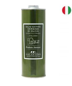 GALANTINO оливковое масло EХTRA VIRGIN ИНТЕНСА ж/б 500мл