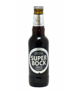 Пиво SUPER BOCK Безалкогольное темное 330млх24 СТ/Бут (8448)