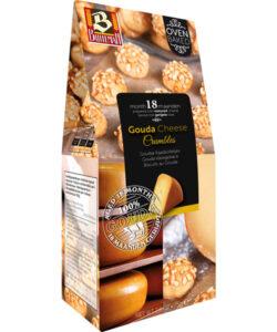 BUITEMAN печенье с сыром гауда 75г