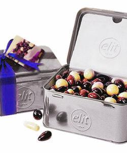 ELIT драже из орехов и фруктов в шоколаде ГУРМЕ ДРАЖЕ 250г