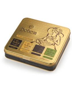 ELIT ассорти молочного и темного мини-шоколада БОГЕМ 250г